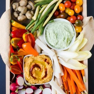 Healthy doesn't have to be boring! Our simple suggestions for How to Build a Better Veggie Tray will help you create an appetizer that your guests will love.