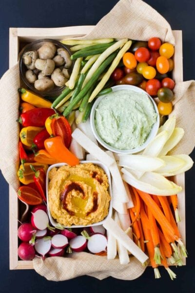 How to Build a Better Veggie Tray