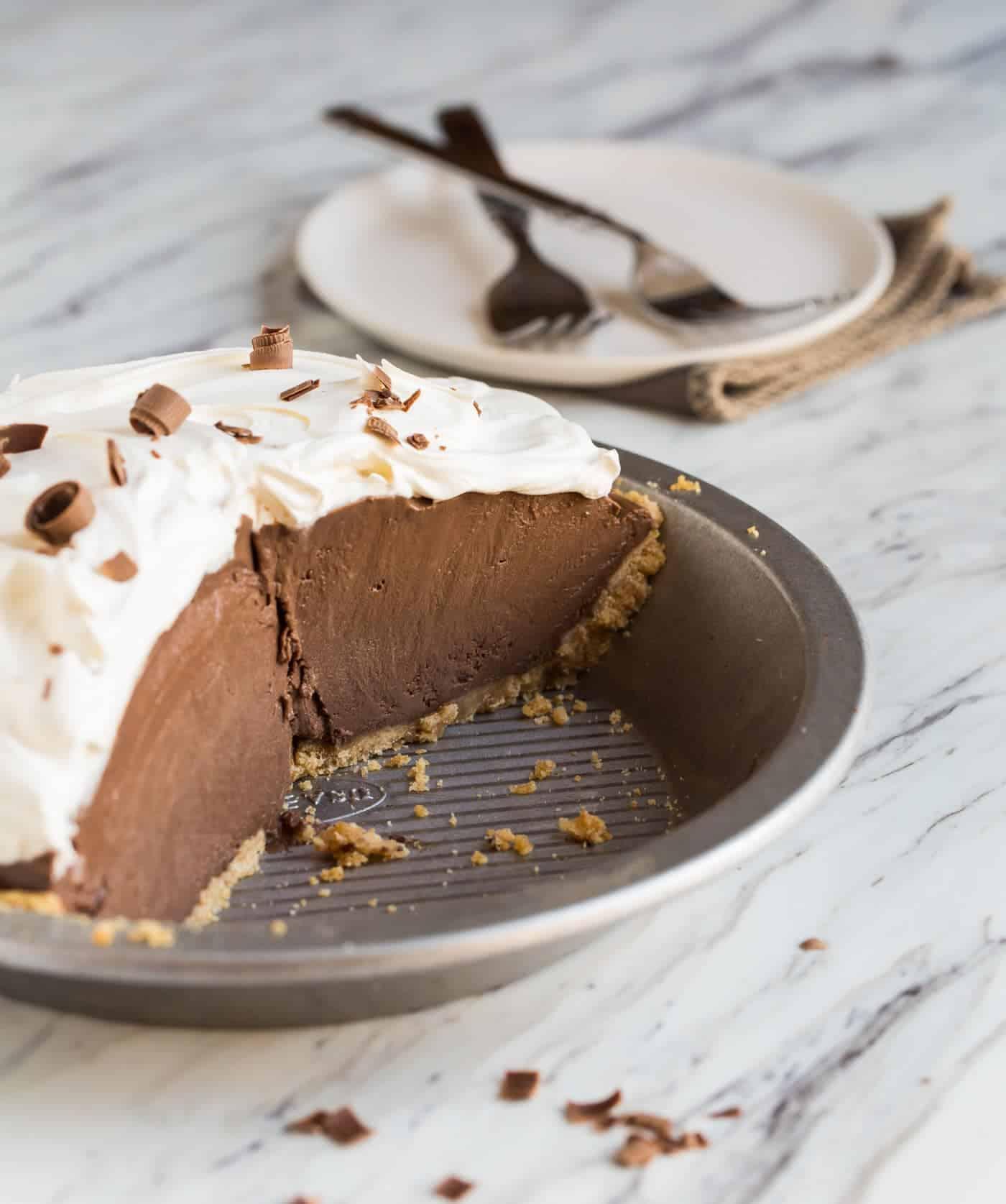 Baked Chocolate Pudding Cake