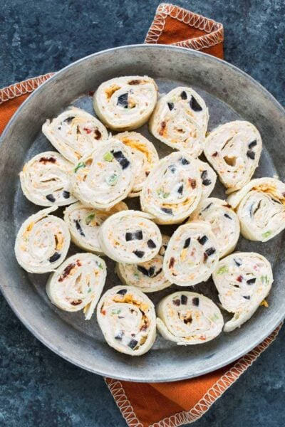 Cheesy Chipotle Roll Ups