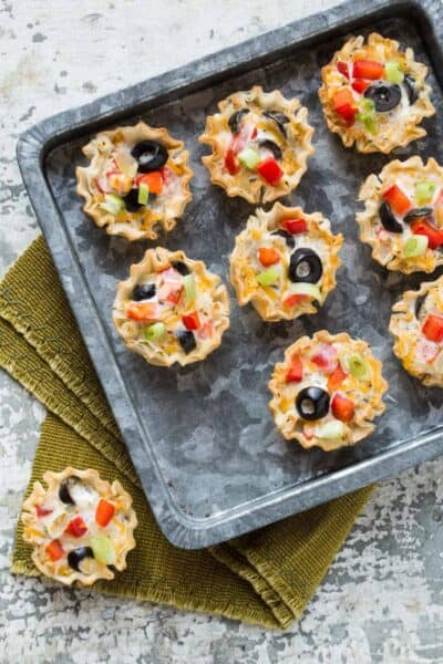 8 March Madness Party Recipes