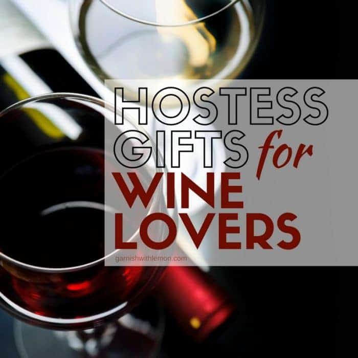 Looking for something unique to bring to your next party? We've got you covered with these 5 Hostess Gifts for Wine Lovers!