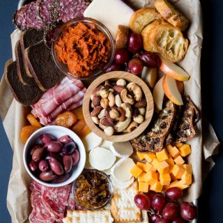 How to Build a Better Meat and Cheese Tray