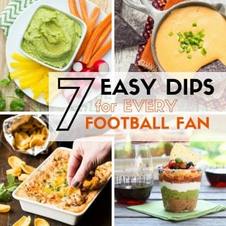 7 Easy Dips for Every Football Fan