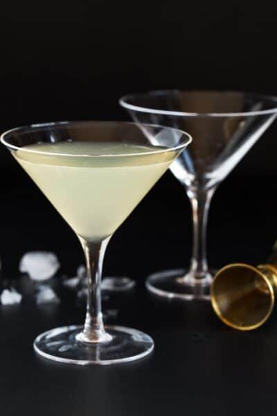 Elderflower Martini