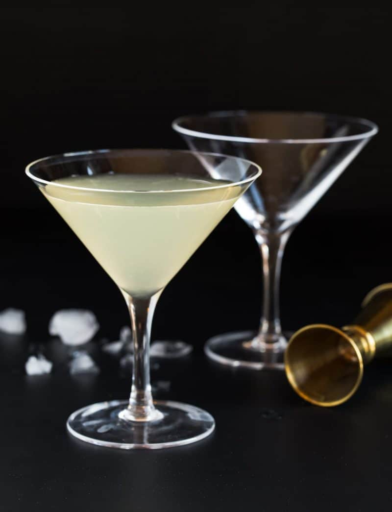 Elderflower Martini | Elderflower Liqueur Recipes And Cocktails For Spring And Summer