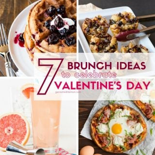 7 Brunch Ideas for Valentine's Day