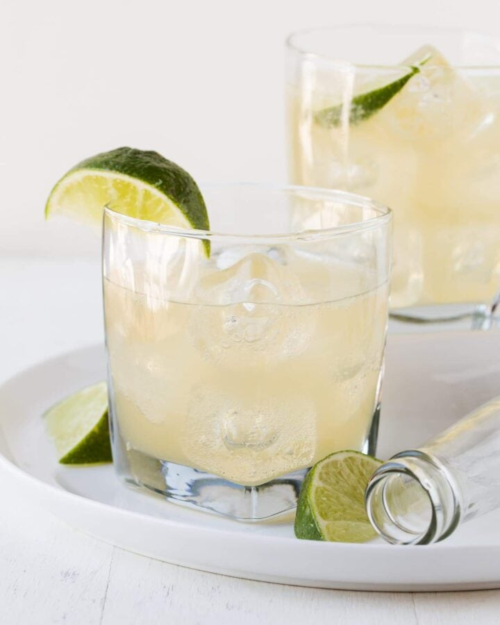 Few party cocktails are simpler than this 3-ingredient recipe for refreshing Beer Margaritas.