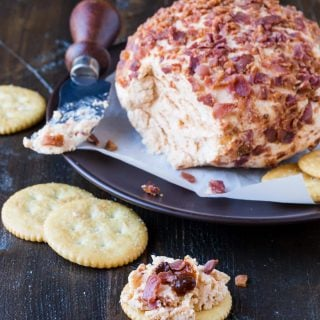 Chipotle Bacon Cheese Ball (And an Extraordin-Dairy Adventure)