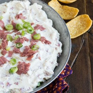 There is a reason this Chipped Beef Dip recipe has been around for years. Classics never go out of style!