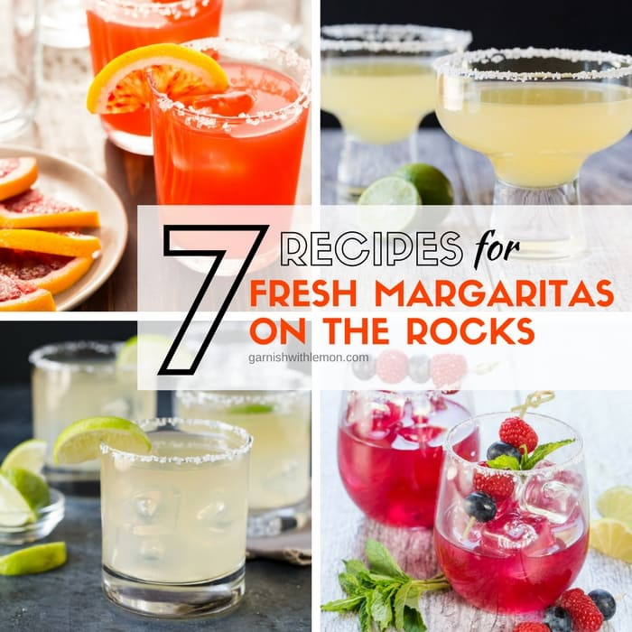 Love margaritas? We do, too, and our list of 7 Flavorful Recipes for Fresh Margaritas on the Rocks has something for everyone.