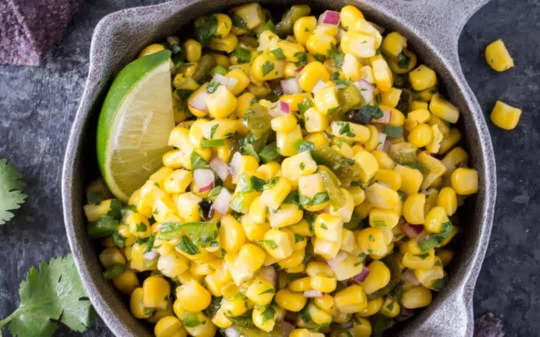 9 Sweet Summer Corn Recipes
