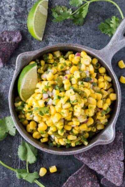 9 Sweet Summer Corn Recipes