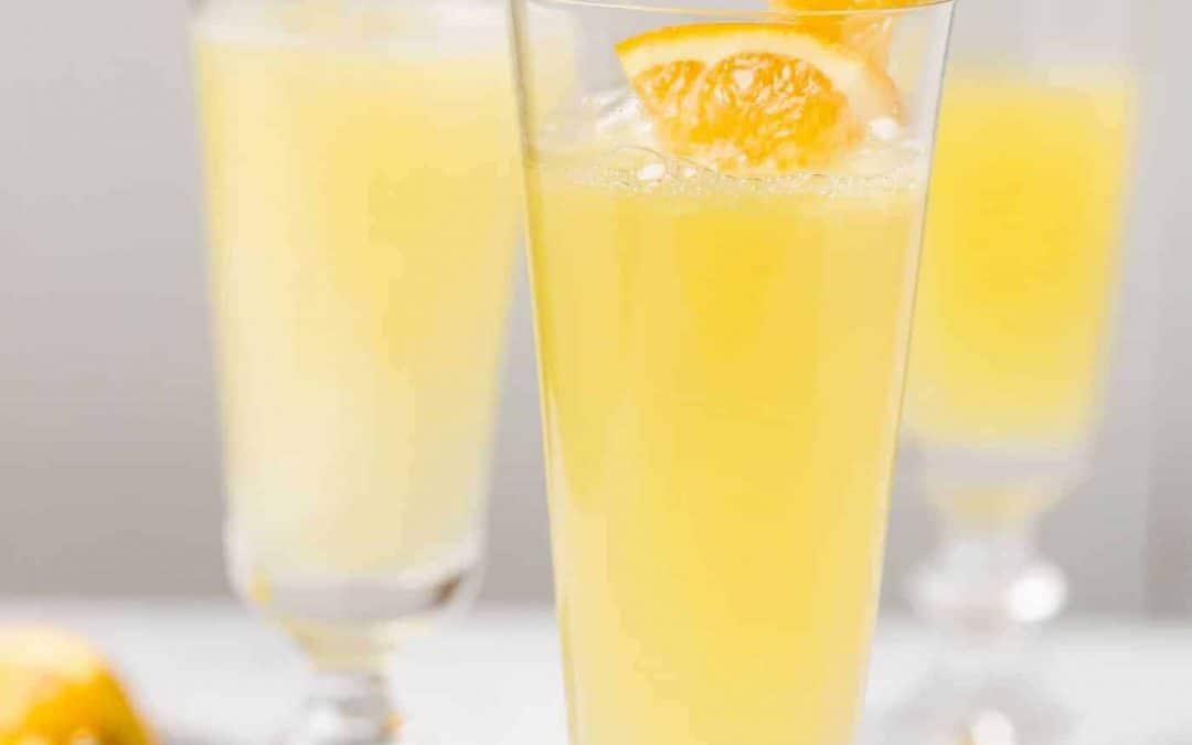 Grand Orange Mimosa Recipe