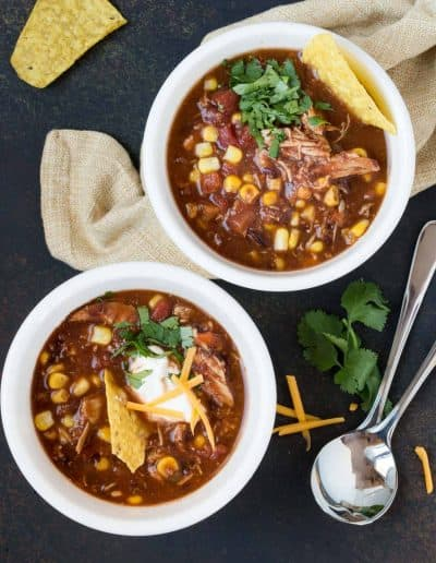 5 Easy Slow Cooker Soup Recipes to feed a Crowd