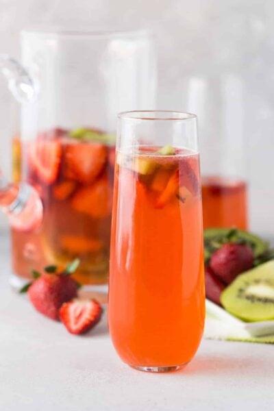 Strawberry-Kiwi Daiquiri