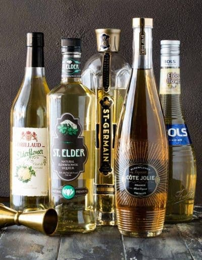 Elderflower Liqueur: What it is, how to use it and the BEST Elderflower Cocktail Recipes