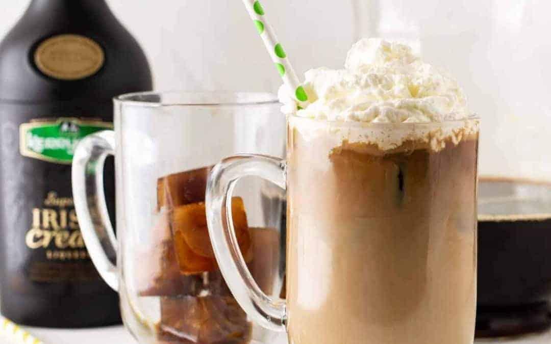 Irish Cream Iced Coffee Recipe
