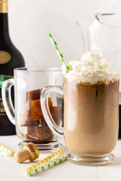 Irish Cream Iced Coffee Recipe