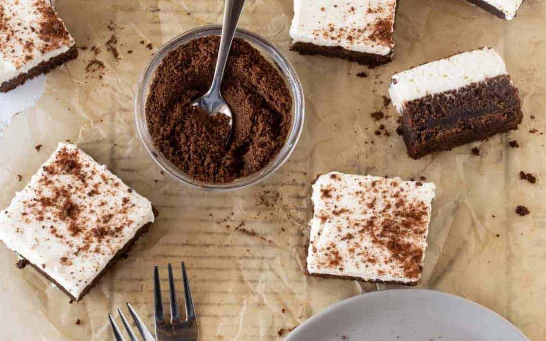 Chocolate Mud Pie Bars Recipe