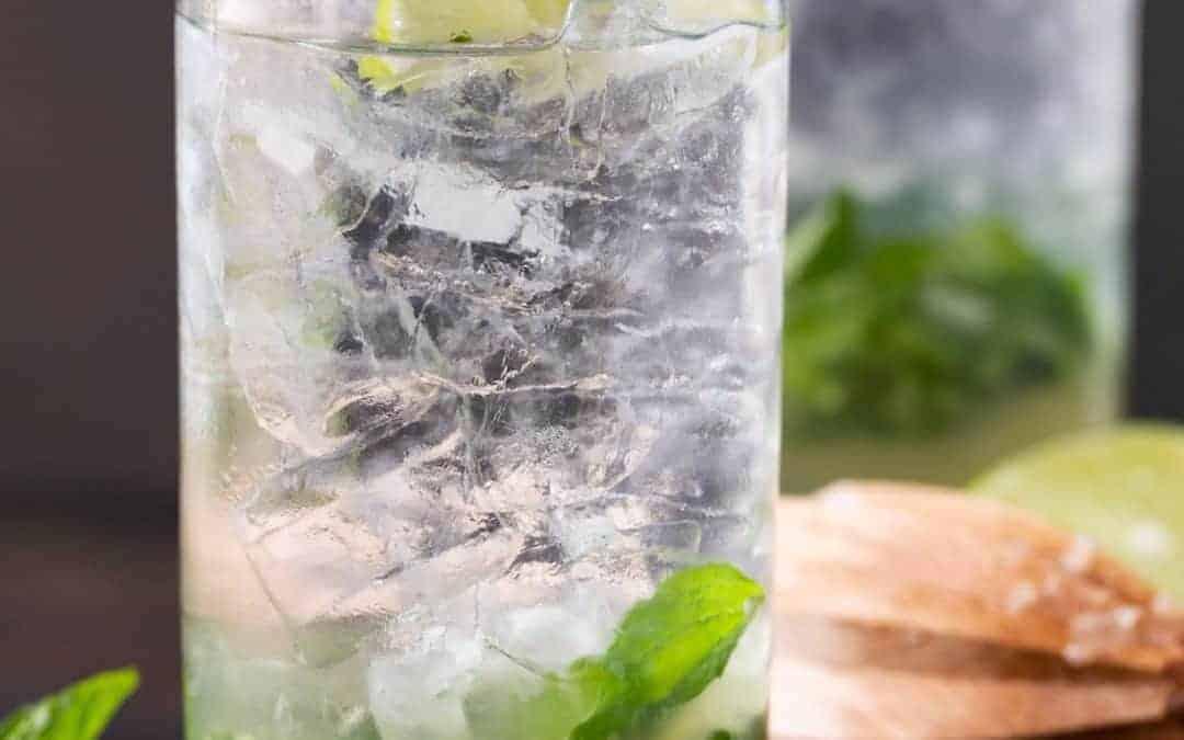Elderflower Mojito Cocktail Recipe
