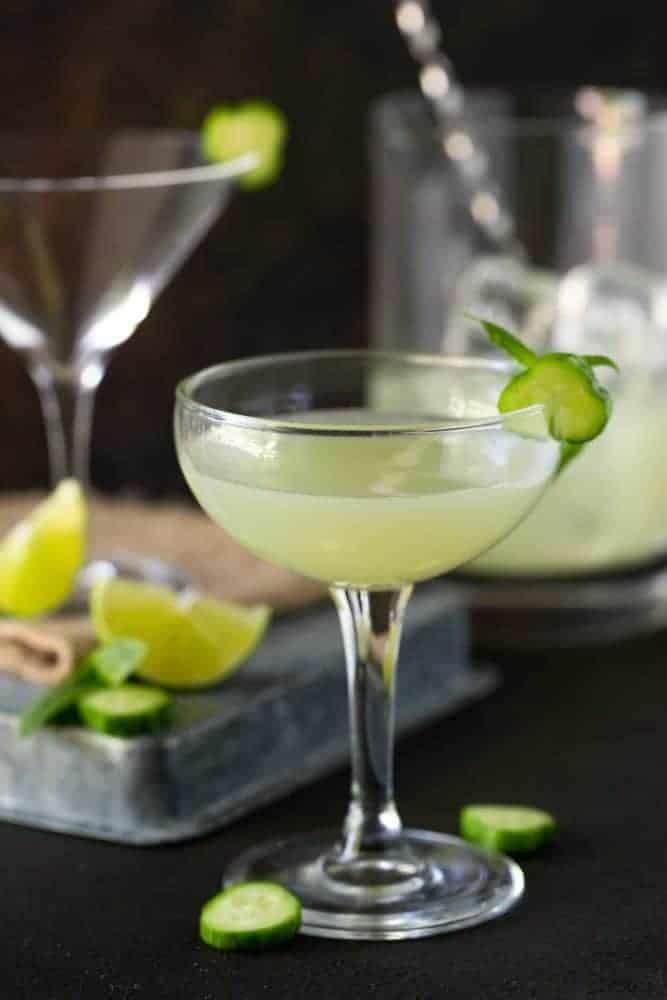 Vodka Lemon Lime Drink