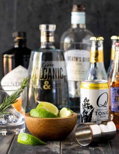 DIY Gin & Tonic Bar