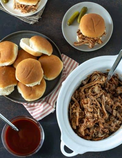 Easy Pulled Pork Recipe