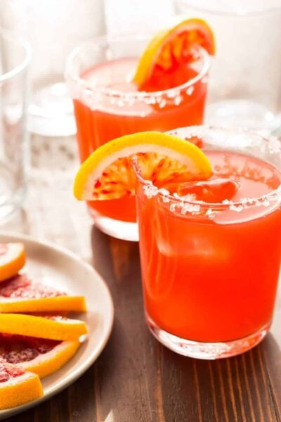 7 Flavorful Recipes for Fresh Margaritas on the Rocks
