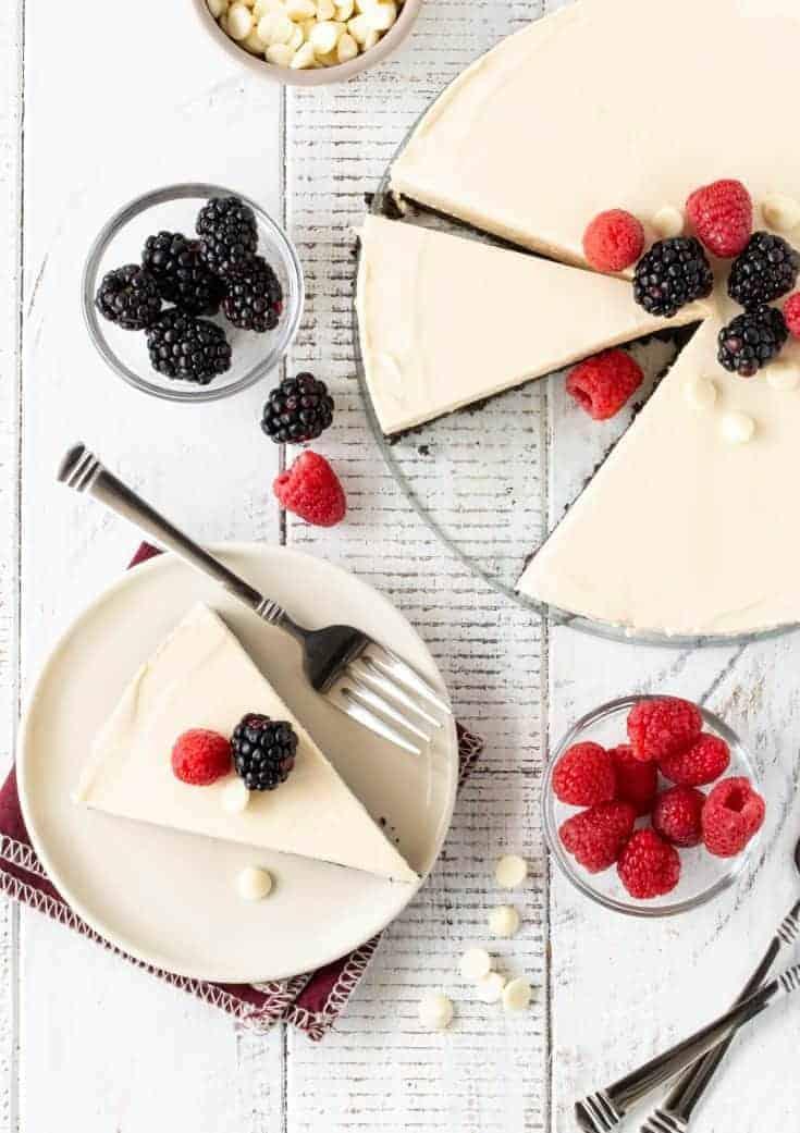 Easy White Chocolate Tart Recipe