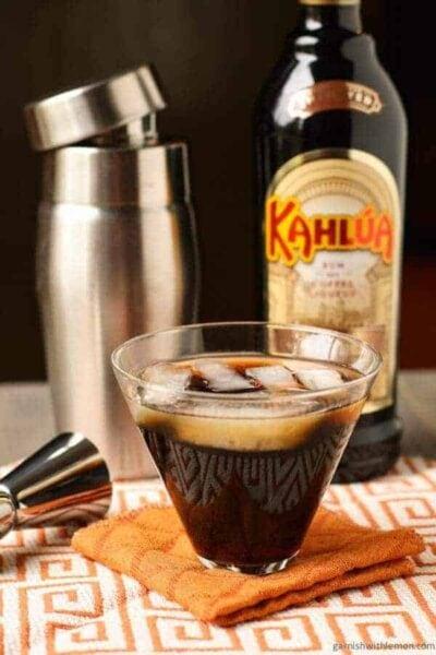 Kahlúa French Vanilla Cooler