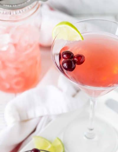 12 Days of Easy Christmas Cocktail Recipes