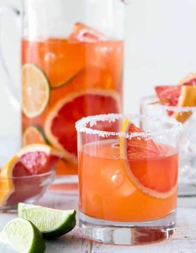 Grapefruit Aperol Cocktails