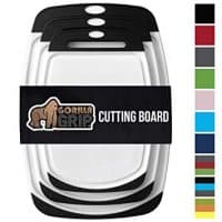 Gorilla Grip Original Reversible Cutting Board