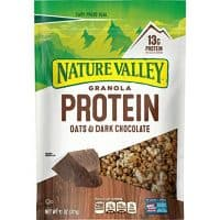 Nature Valley Oats n' Dark Chocolate Protein Crunchy Granola