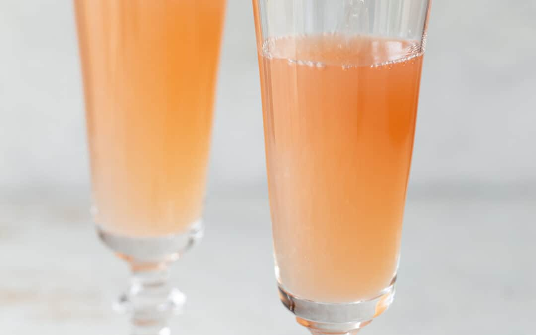 Mexican Tequila Mimosa
