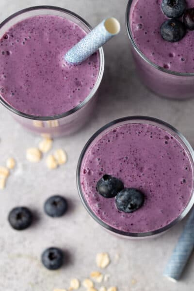 4 Protein-Packed Healthy Smoothie Recipes