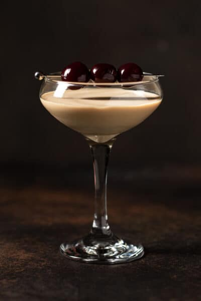 Cherry Chocolate Martini