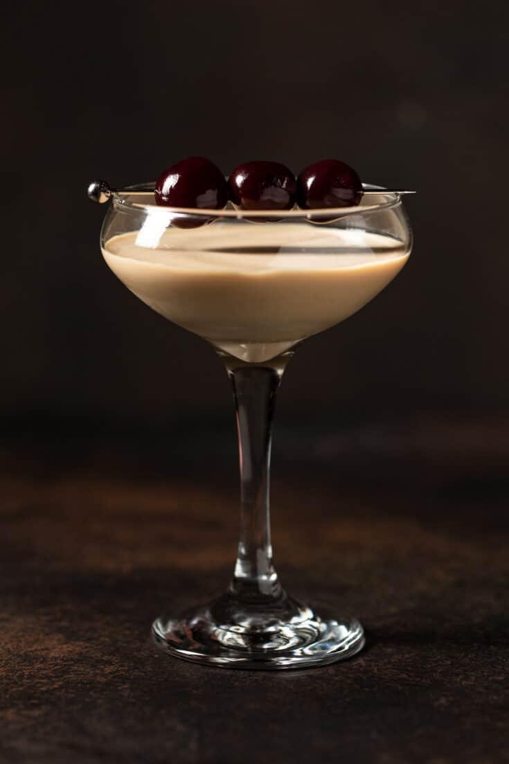 Cherry Chocolate Martini