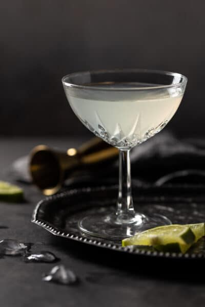 Elderflower Gin Gimlet – a classic cocktail reinvented