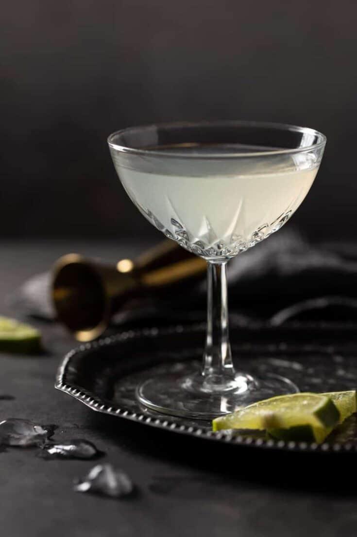 Elderflower Gin Gimlet