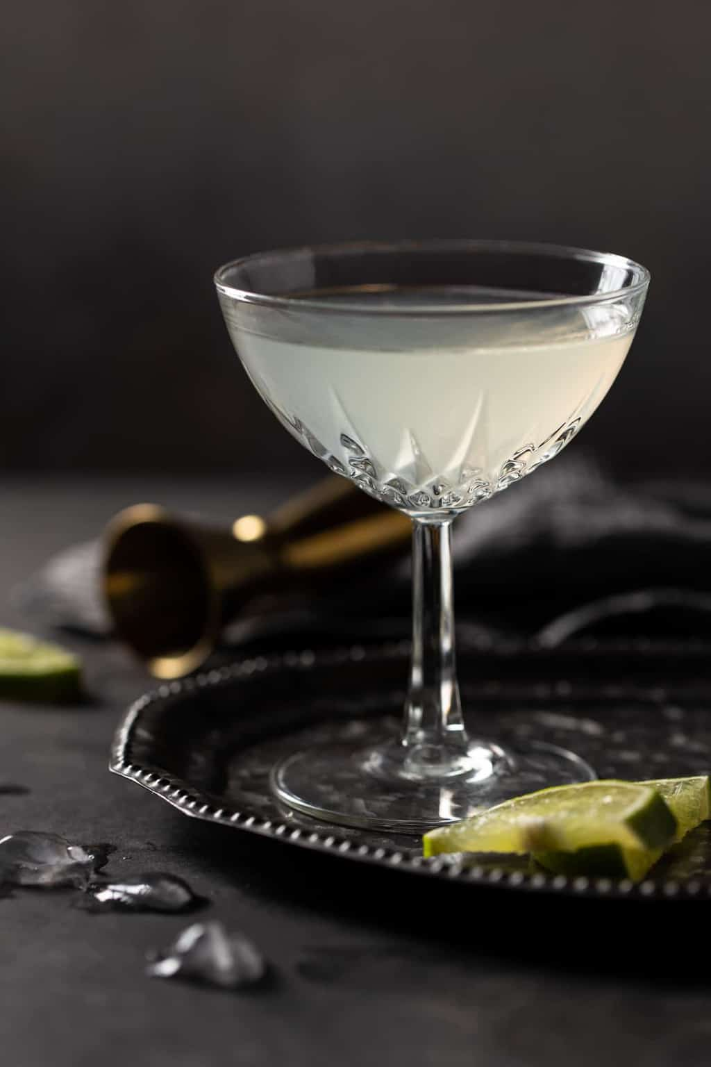 Elderflower Gin Gimlet – a classic cocktail reinvented