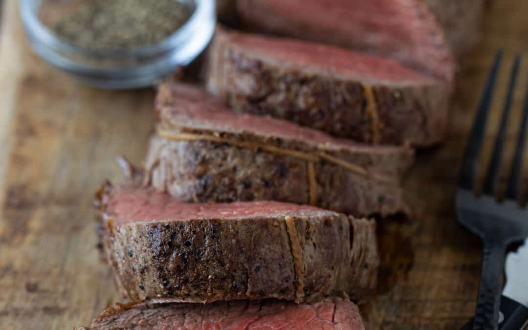 How to Cook a Beef Tenderloin