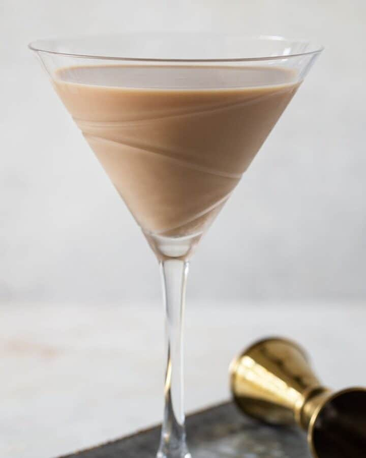 square image of kahlua chocolate martini