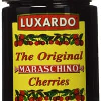 Luxardo, Gourmet Cocktail Maraschino Cherries 400G Jar