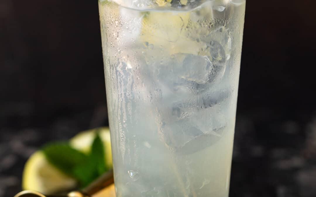 Elderflower Vodka Lemonade